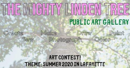 Linden Tree art contest