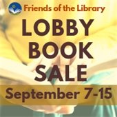 Lobby Book Sale image