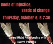 Roots of Injustice, seeds of change