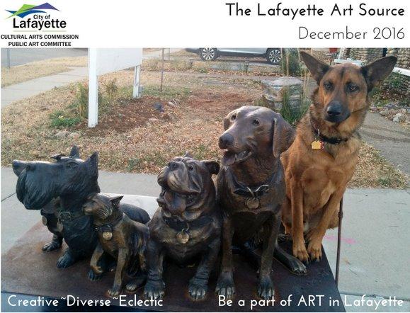 Lafayette Art Source December