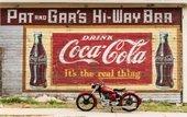 Historic Coca~Cola Mural