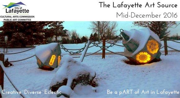 Mid December Lafayette Arts Source