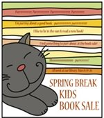Spring Break Kids Book Sale