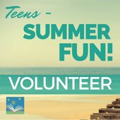 Teen Summer Volunteer