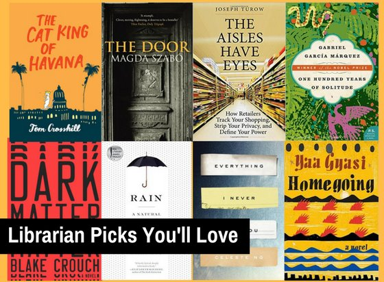 Adult book recommendations