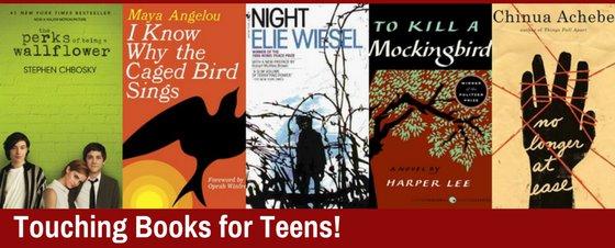 Teen Books on Empathy