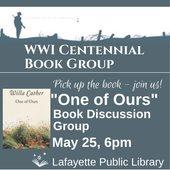 WWI Centennial Book Group