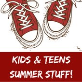 Kids and Teens Summer Events
