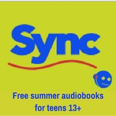 Free Audiobooks for teens 13+ at Sync