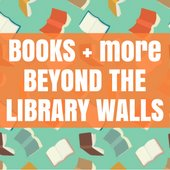 Books and more beyond the library walls icon