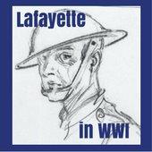 Lafayette WWI doughboy
