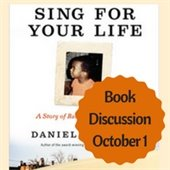 Sing for your life book discussion