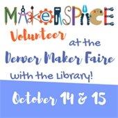 Teens Volunteer at Denver Makerspace