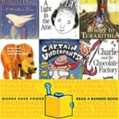Kids and Teens Banned Books List