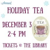 Holiday Tea