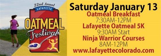 Oatmeal Festival