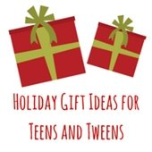 Holiday Gift Ideas for Teens and Tweens