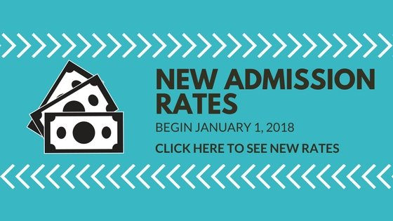New Rates for 2018