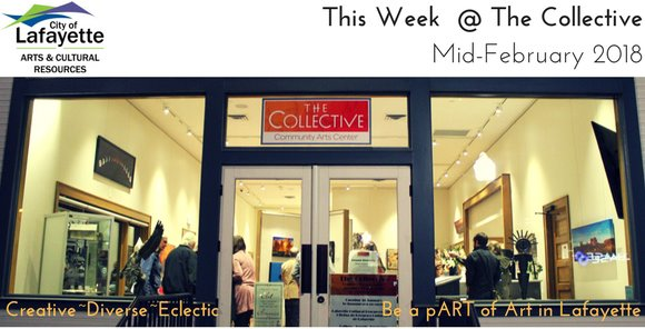 This week at The Collective