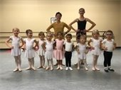 Reverence Academy of Dance in Lafayette offers children's dance classes