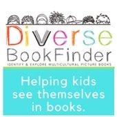 Diverse book finder logo