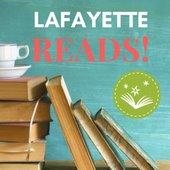 Lafayette Reads logo