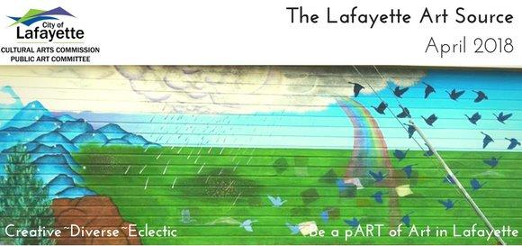 Rainshower mural