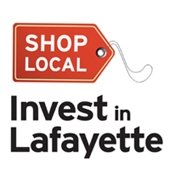 Invest in Lafayette - shop locally