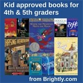 Kid approved 4th and 5th grade books