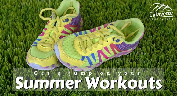 Get A Jump On Your Summer Workouts