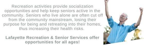 Recreational Benefit