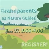 Grandparents as nature guides