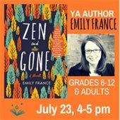 Emily France, Author
