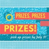 Summer Reading Prizes