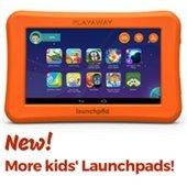 Kids launchpads