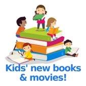 Kids new books and movies