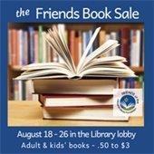 Friends Book Sale