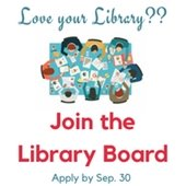 Join the Library Board