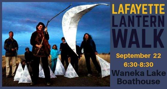 Lafayette Lantern Walk