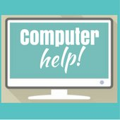 computer help icon