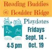 Reading Buddies at Boulder Ridge
