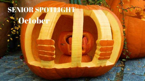 Pumpkin carved