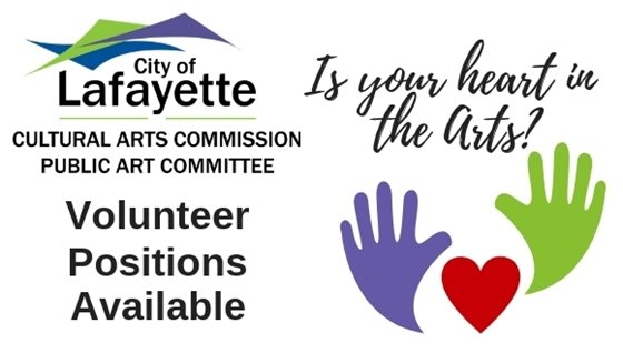 Volunteer opportunities for PAC, LCAC