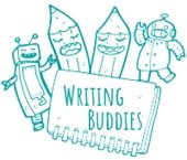 Writing Buddies logo