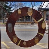 Continuum, Art on the Street by Sue Quinlan