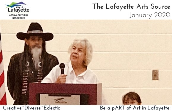 January 2020 Lafayette Arts Source
