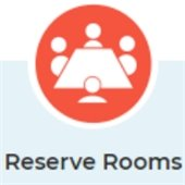 Room reserve icon