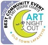 Vote for Art Night Out as Best Community Event in Boulder County