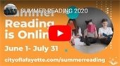 Watch our Summer Reading video!