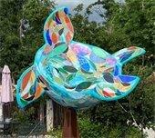 Turtle Dove Chimera by Annette Coleman